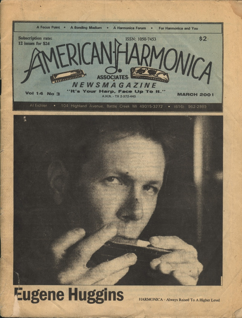 American Harmonica Magazine
