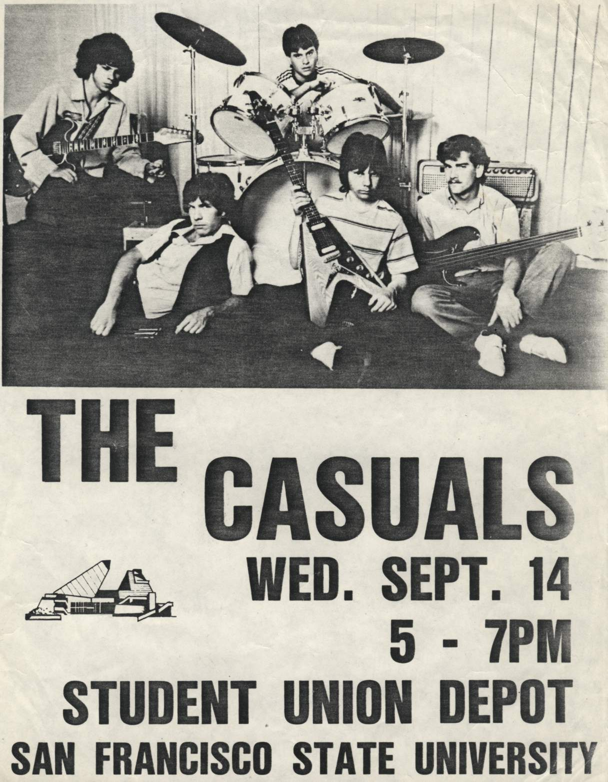 The Casuals SF State