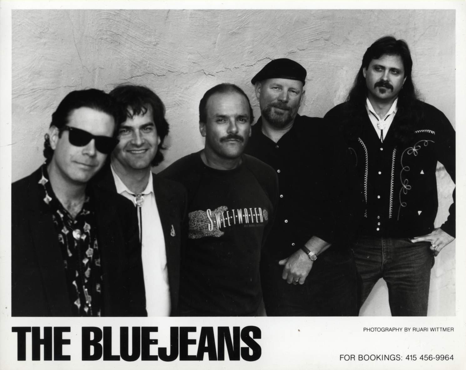 Eugene & The Bluejeans Promotional Photo
