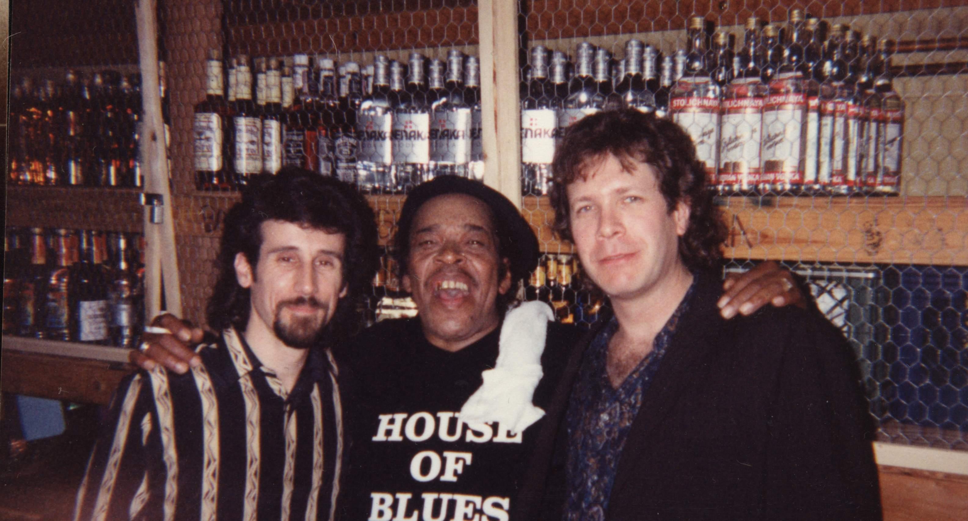 James Cotton, Brian, & Me, Jack's Bar, S.F.