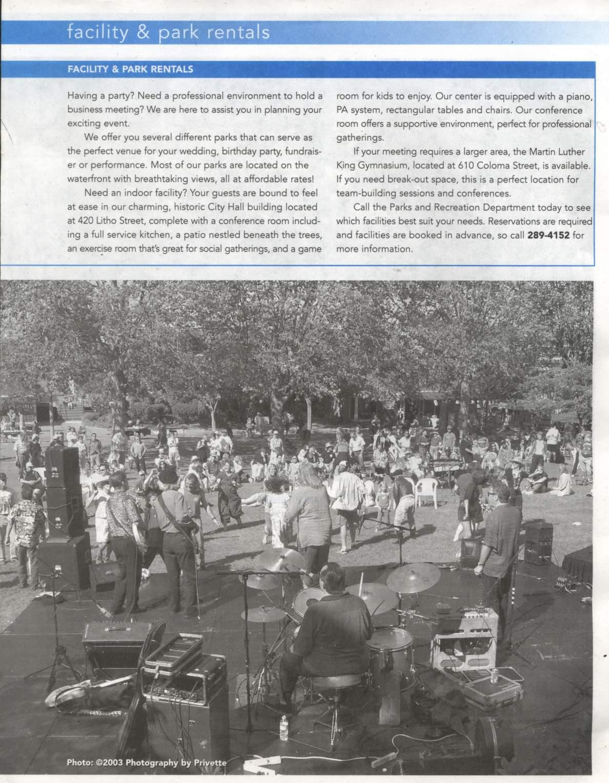 Sausalito Art Festival Magazine Review