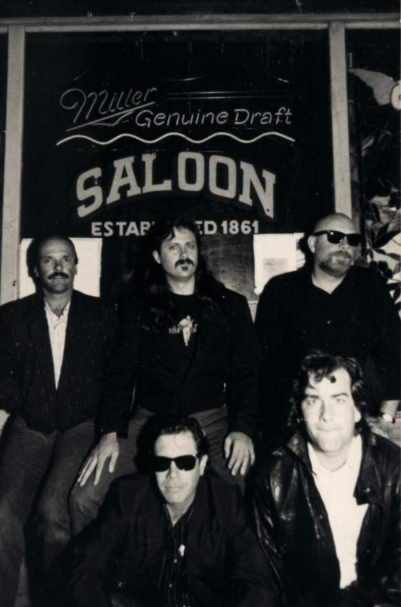 The Saloon Eugene & The Bluejeans Photo