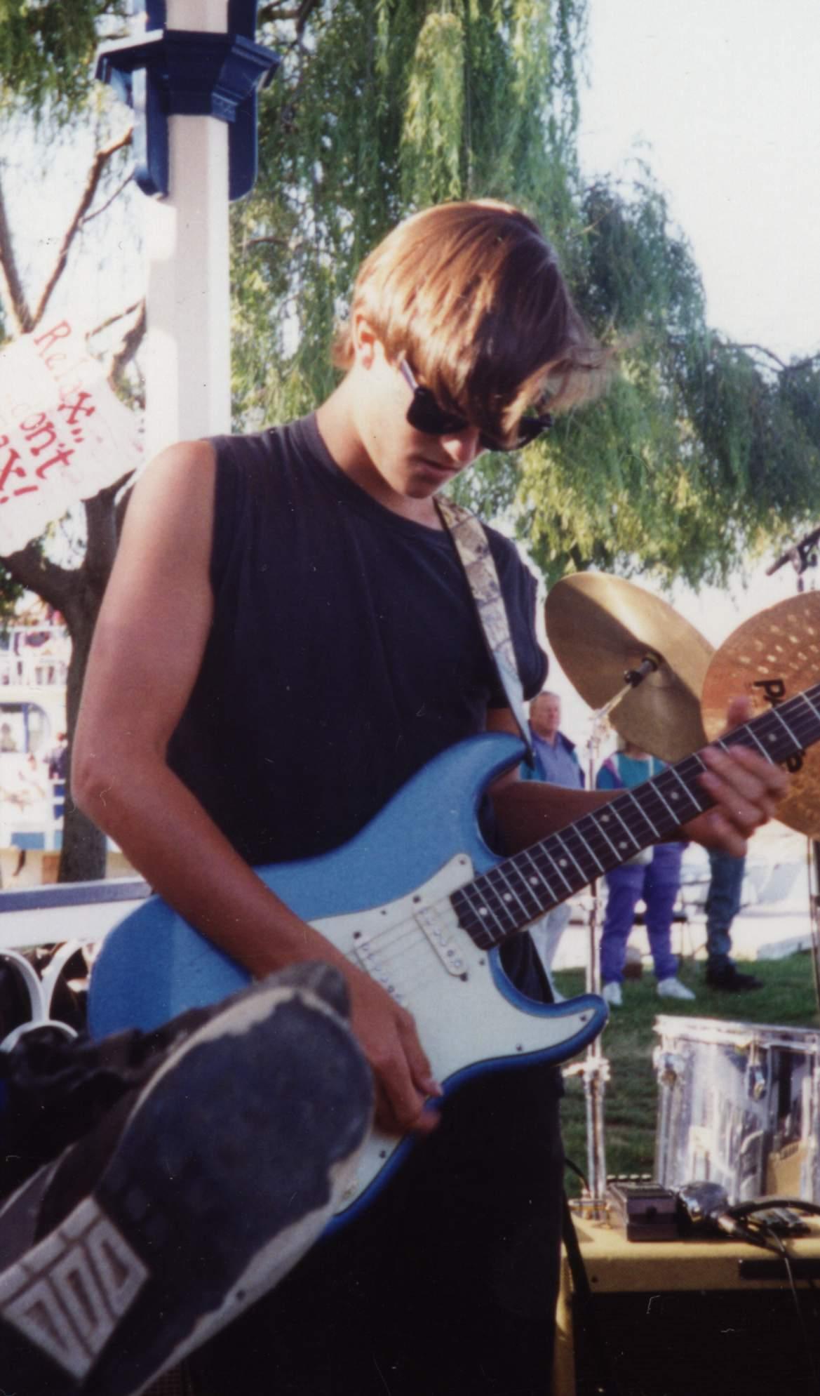 Justin MacCarthy, 1991